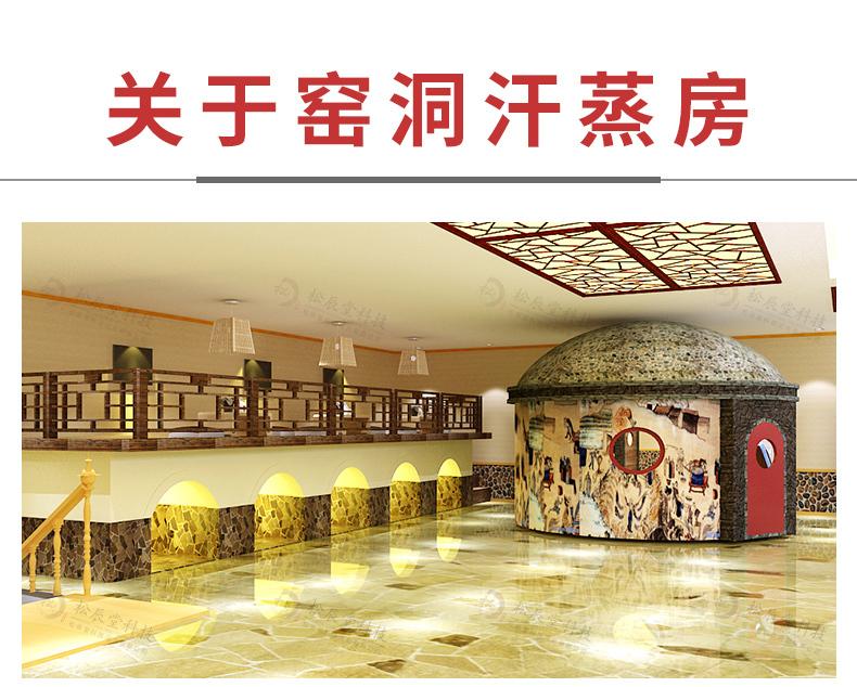 松辰堂科技河北有限公司是窑洞汗蒸房厂家